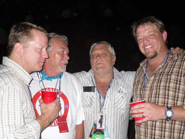 Pat Green, Corey Morrow, Doug & Bobby